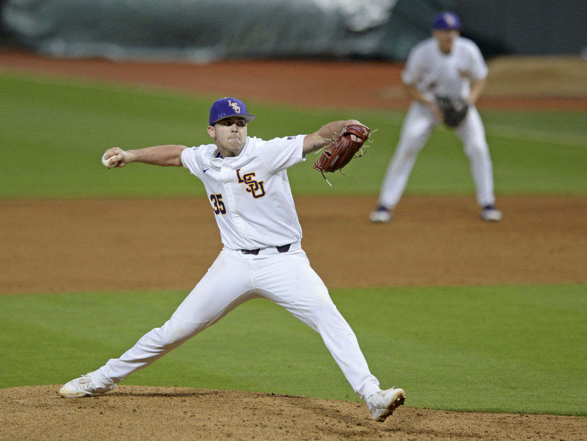 Another Dominant Performance by Alex Lange…